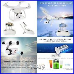 UPair One Plus RC Drone with 4K HD Camera Live Video WiFi Quadcopter with Altitu