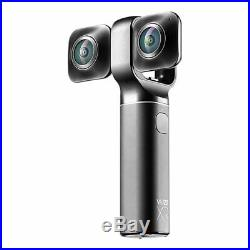 Vuze XR 5.7K, Dual VR Camera with 360-Degree and VR180 Support, Live Streaming