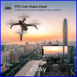 Wifi GPS Drone with 1080P 90 Adjustable HD Camera Live Video Brushless Motor