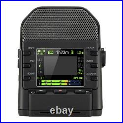 ZOOM Compact Q2N-4K Handy Recorder and 4K Camera for Live Streaming Music Videos